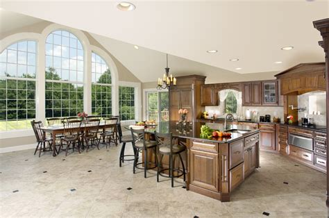 bringing  outdoors  kitchendining great room