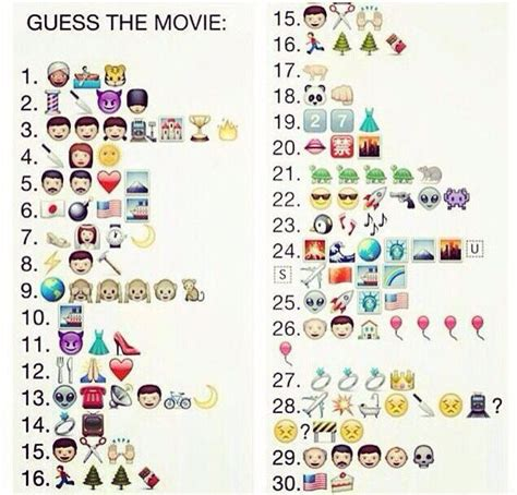 emoji rebus film antwoorden 39 best images about emoji quizzes on pinterest them dr
