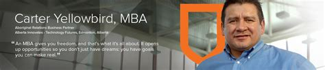 Mba Without Undergraduate Degree Canada by Mba Programs Canada Au Faculty Of Business