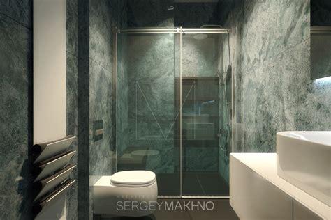 sleek bathroom design kiev apartment showcases sleek design with surprising