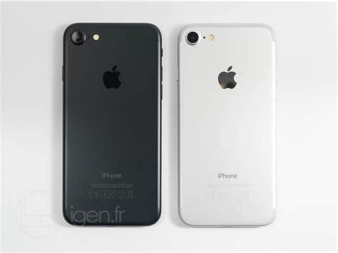 d 233 ballage des iphone 7 et iphone 7 plus igeneration
