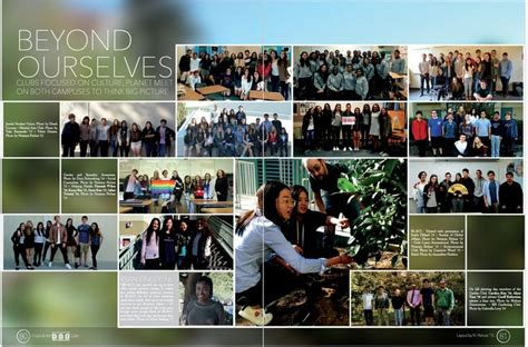 yearbook layout exles best 25 yearbook layouts ideas on pinterest yearbook