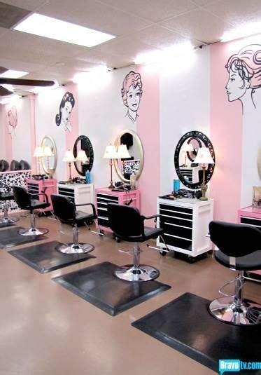pink beauty salon vintage hair salons beauty salon