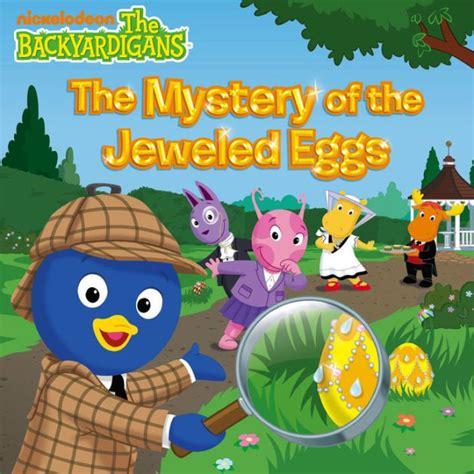backyardigans 15 el surf es la moda mystery of the jeweled eggs the backyardigans by