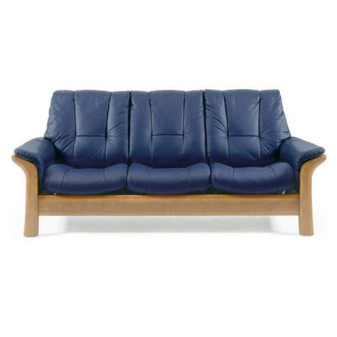 low leather sofa stressless low back leather sofa set