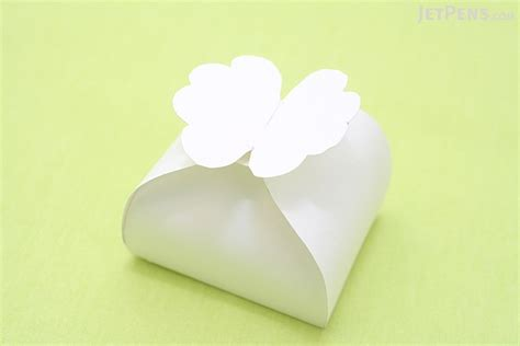 kuretake gift box template butterfly square jetpens com