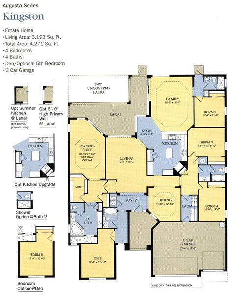plantation homes floor plans plantation homes legend floor plan