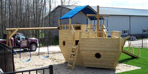 wooden boat playground plans wood boat playground plans just b cause