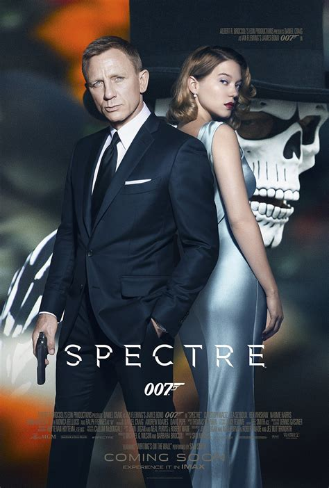 james bond film in 2015 spectre un spot tv et trois photos du dernier james bond