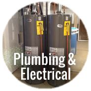 Plumbing Electrical by Residential Wrs Construction Deck Doctors