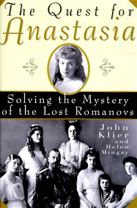 romanov books the quest for solving the mystery of the lost