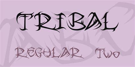tattoo lettering tribal fonts tribal font family 183 1001 fonts