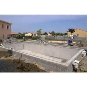 construction d une piscine en b 233 ton la technique des