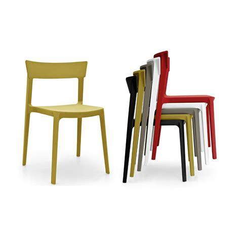 sedie skin calligaris skin cs 1391 dining chair by calligaris