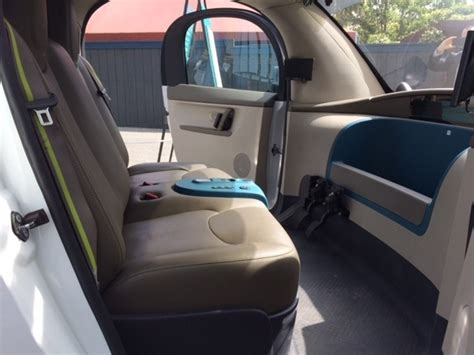 Upholstery Of Car Seats by Gives I O Attendees A Up Of Driverless Car