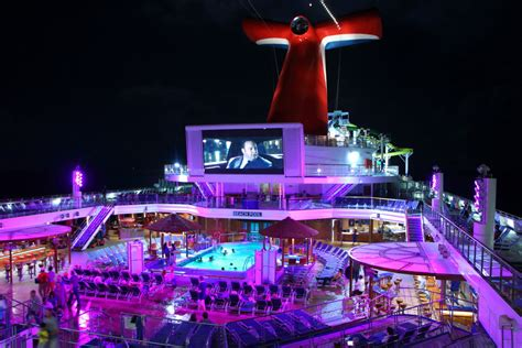Carnival Dream Floor Plan Carnival Sunshine Cruise Review Cabin 9115