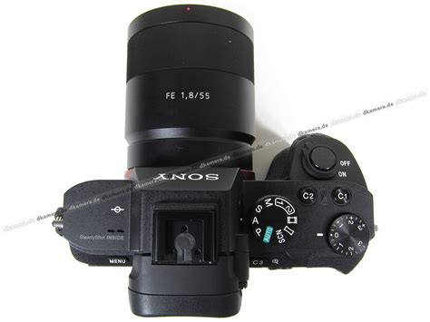 Kamera Sony Alpha 7 Ii die kamera testbericht zur sony alpha 7 ii testberichte dkamera de das digitalkamera magazin