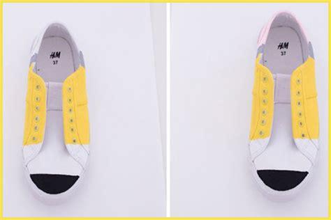 buat kartu kuning berapa lama bela buat sneakers kamu jadi tak baru dengan diy ini