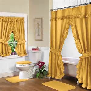 valance shower curtain sets swag shower curtain sets decor ideasdecor ideas
