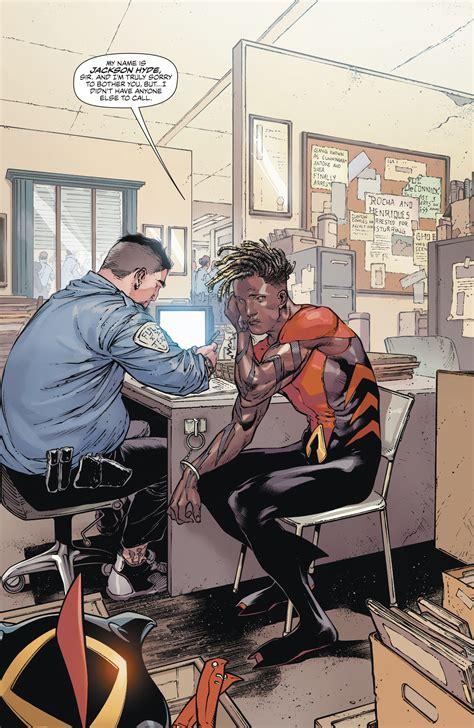 dc comics universe aquaman  spoilers review black manta   big time unexpected