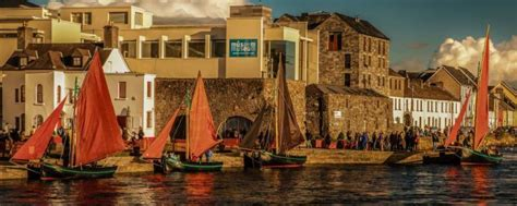spanish wine boat tour this is galway - Boat Tour Spanish
