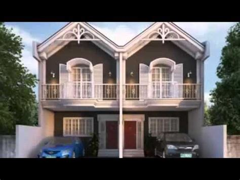 duplex small house designs small house plan designs duplex unit youtube