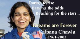 kalpana chawla biography in english in short kalpana chawla quotes image quotes at hippoquotes com