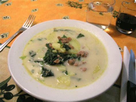 Olive Gardens Soups olive garden zuppa tuscana soup recipe yumm yumm