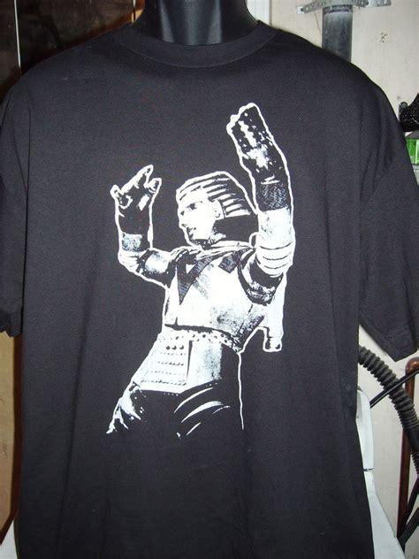 Import High Quality T Shirt Kaos Swedia robot t shirt high quality silk screen johnny sokko ebay