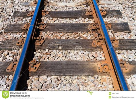 Sleepers Of Railway Track by Railway Track Stock Image Image Of Architecture Sleeper