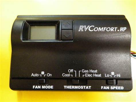 rv comfort coleman mach thermostat purchase rv comfort coleman mach thermostat trailer cer