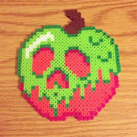 apple perler 17 best images about perler on disney