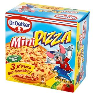 dr oetker mini kuchen dr oetker mini pizza with cheese and tomatoes 255 g 3
