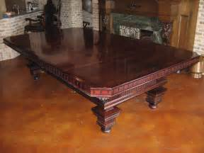 Dining Top Pool Table Pool Table Dining Top