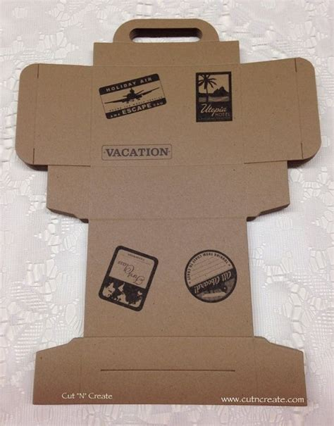 suitcase box template suitcase favor boxes suitcase boxes suitcase favors