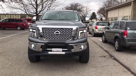 2017 Titan Lifted by 2017 Nissan Titan Xd Lifted