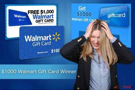 Walmart Gift Card Scam 2017 - remove 1000 walmart gift card winner ads removal guide 2017 update