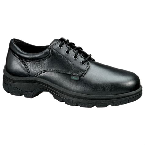 thorogood 174 steel toe oxfords black 158568 casual shoes