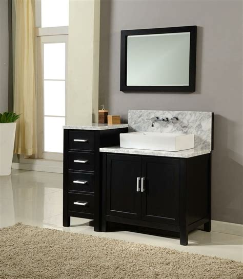 50 inch vanity single sink kitchen single sink vanity the decoras jchansdesigns