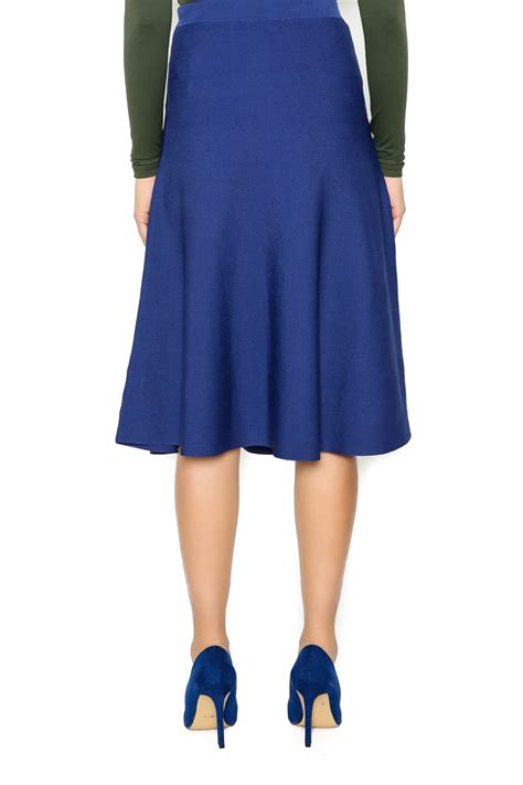 Knit Midi A Line Skirt romeo juliet knit a line skirt from new jersey by pink