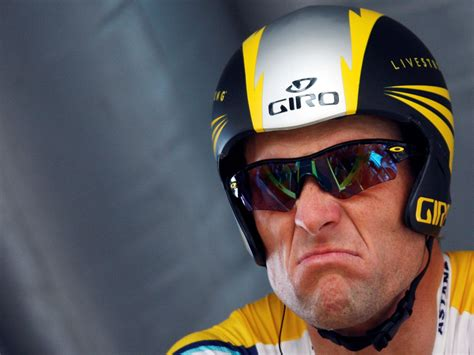 Aisha: Lance Armstrong Slammed By The U.S. Government In ... Lance Armstrong