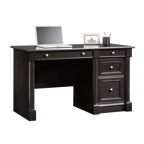 sauder avenue eight l shaped desk wind oak computer desk in wind oak 416507