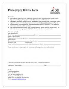 Photography Release Form Template by 6 Constraints 2015mirimstudent36