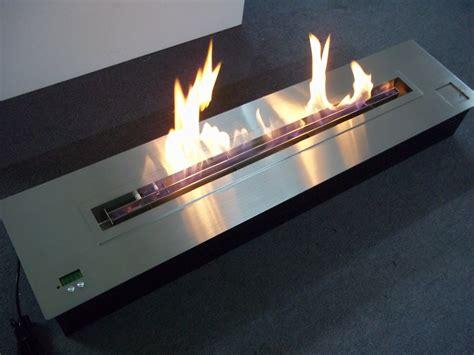ethanol burning fireplace automatic bioethanol fireplace