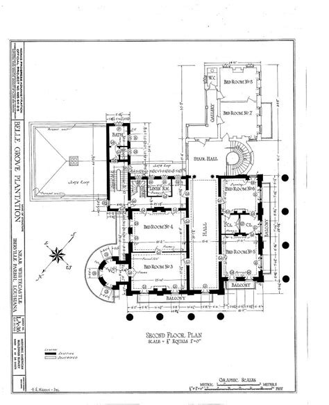 plantation floor plans 1857 grove plantation mansion white castle