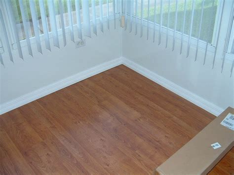 installing laminate flooring in mobile homes