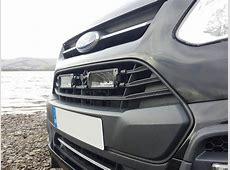 Lazer Lamps Kühlergrill-Montagesatz Ford Transit / Tourneo ... Genesis Import