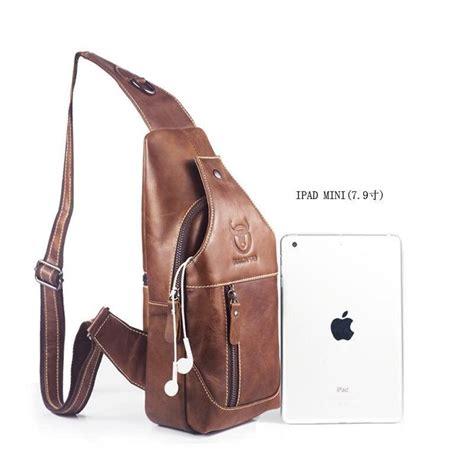 Tas Selempang Pria Kulit Asli 31 jual tas selempang pria kulit tas pria premium free card pack key chain leather di lapak