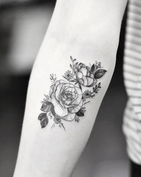 tattoo flower designs tumblr flower forearm tattoo tumblr
