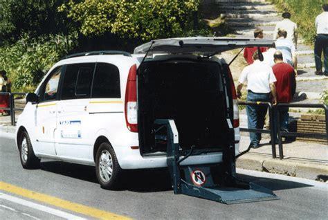 trasporti dal 1 settembre i il messaggero italiano taxi per disabili dal 1 176 settembre